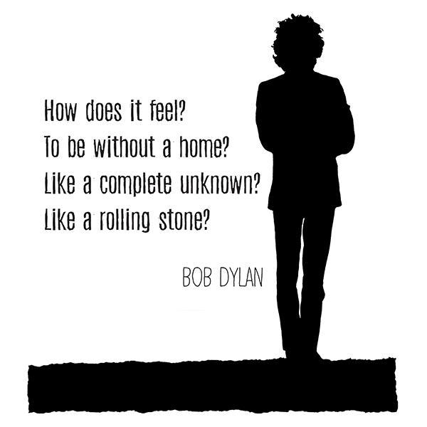"Bob Dylan ""Like a Rolling Stone"""